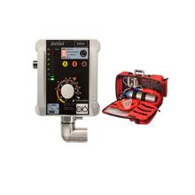Terapia CPAP portátil emergencia transporte ambulancia ventilador con pantalla (SC-EV935)