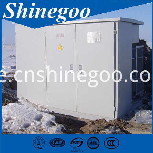 Prefabricated Outdoor Power Substation