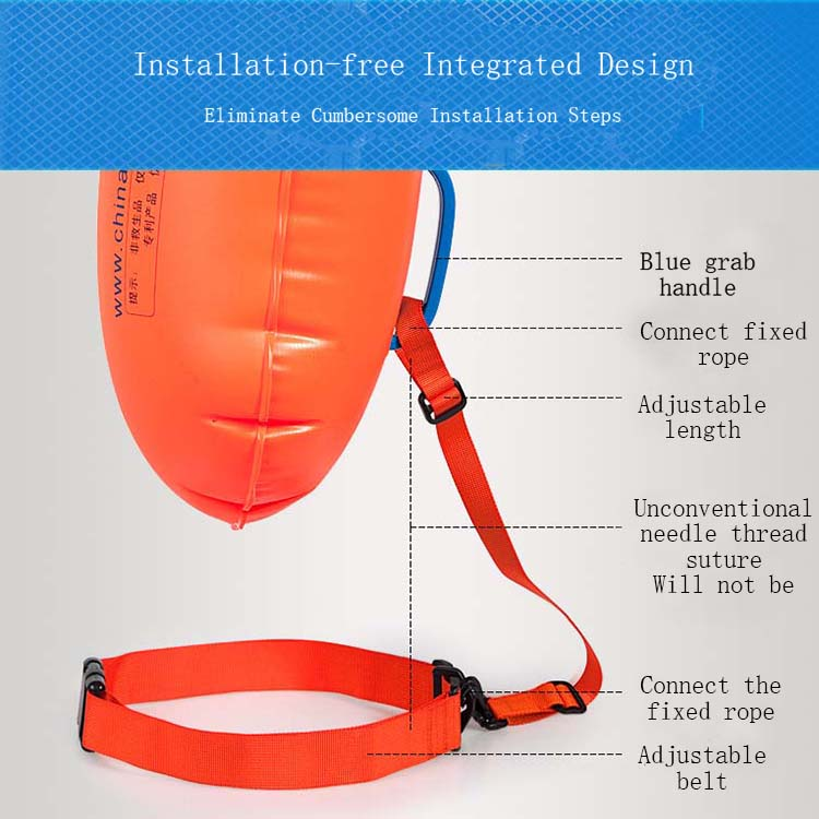 Swim Buoy Bag