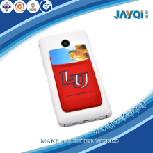 Estuche de billetera para teléfono móvil con adhesivo de 3M