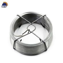 bobina pequeña de alambre galvanizado