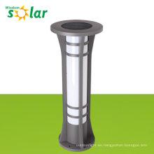 Trabajo estable y confiable del LED al aire libre solar luz decorativa, iluminación de jardín al aire libre