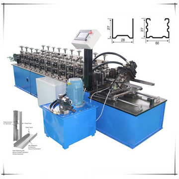 C Type Channel Steel Profile Machine