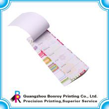 China venta al por mayor personalizada del papel con membrete de la oficina a4