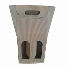 Novo saco de papel de saco de compras de saco de papel