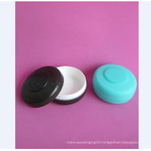 100ml Two Color Jar with Closure