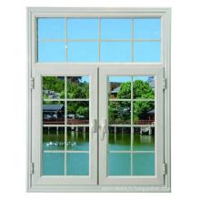 Fenêtres et portes en aluminium préfabriquées avec service direct en usine