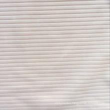 Soft touch 85/15 nylon spandex horizonal stripe fabric lady lingerie fabric
