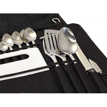 Randonnée BBQ 24pcs set Camp Kitchen Set de couverts