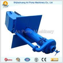 Venda quente horizontal e vertical da mineração de slurry bomba
