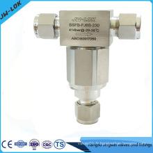 Filtres de dérivation SS 316 90 microns de haute pression de 6000 psi