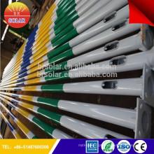 China fornecedores preço de fábrica 2 M Para 30 M Solar Ao Ar Livre Iluminação Pólo
