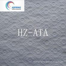 Tecido de tecido de malha jacquard ar