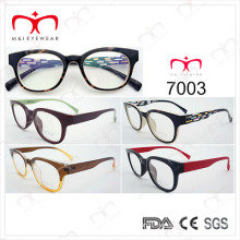 Tr 90 Optical Frame for Unisex Fashionable and Pouplar (7003)
