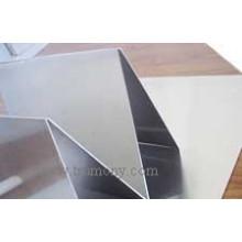 Radiateur Plaques de transfert de chaleur en aluminium pour chauffage radiant Puissance de rendement 45 MPa