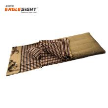 canvas sleeping bag 0 degree cotton sleeping bag