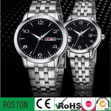 Fábrica de Atacado / OEM Relógios Fashionable Par Watch