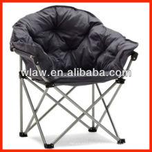 Cadeira de clube acolchoada poliéster 600D