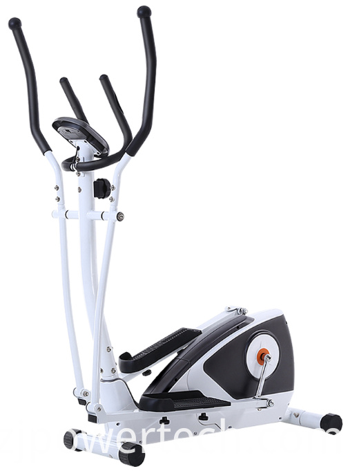 Home Fitness Magnetic Elliptical Trainer