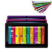 7 pulgadas de pantalla táctil Wifi Android Tablet