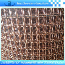 Wear-Resisting Stainless Steel Crimped Wire Mesh