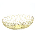 Fruit Basket Kitchen Counter Fruit Bowl Storage Holder For Fruits Vegetables Bread Snacks Home Decorative