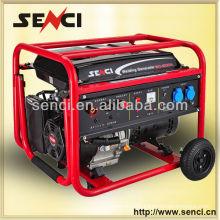 Senci 50-200A Gasoline Welding Machine