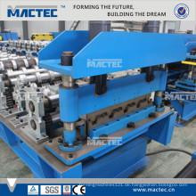Europäische Standardqualität Stahlboden Deck Maschine