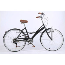 Nuevo modelo de bicicletas tradicionales Retro Lady Vintage Bicycle Bike