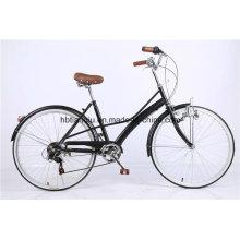 Nouveau modèle traditionnel vélo rétro dame vintage vélo vélo