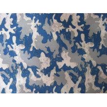 Oxford 900d camuflagem tecido de poliéster de impressão (WS028)