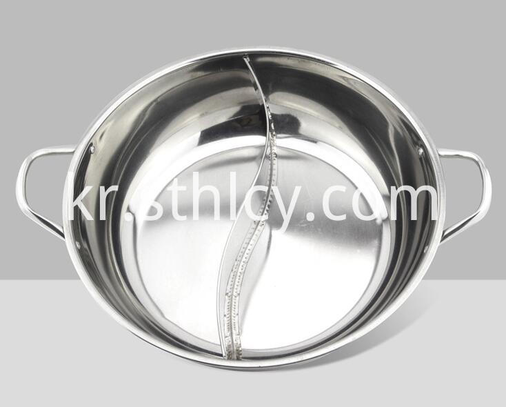 Stainless Steel Hot Pot Wholesale