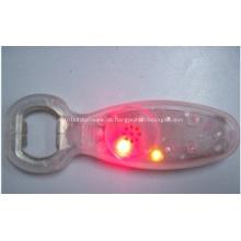 LED-Licht Aufnahme Weinöffner, beschreibbare Flaschenöffner