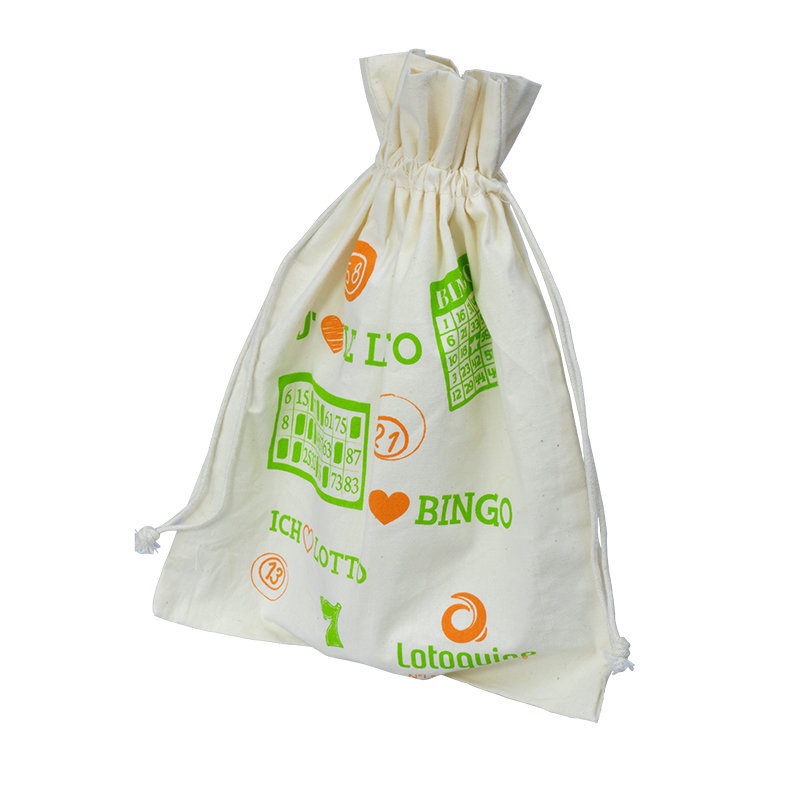 packaging cotton pouch