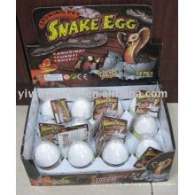 Wachsende Schlange Schlange Ei Spielzeug