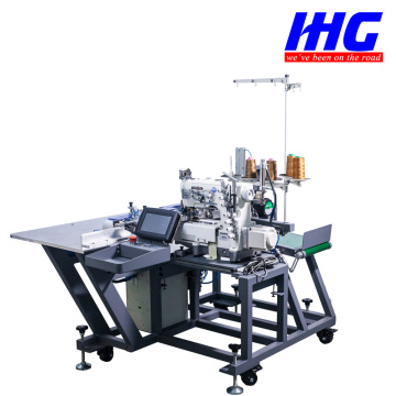 IH-8842-1G Chainstitch Autonmatic Pocket Hemming Machine