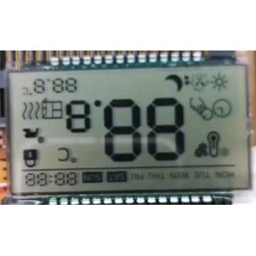 hochwertiges kundenspezifisches LCD-Display TFT VA