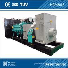 200kVA-3000kVA Diesel Generator with ABB Circuit Breaker