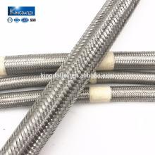 temperature chemical resistant PTFE teflon hose hydraulic hose