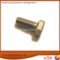 M6x25mm Carbon Steel ASTM A307 Hex Bolts