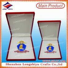 Cajas de embalaje para las medallas Medallas de encargo baratas