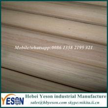 factory cheap wooden mop stick handle