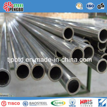 Best Sale 2b 200 300 400 Series Polished Stainless Steel Pipe with SGS ISO