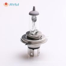 Clear Glass h4 Auto halogen bulb car bulb
