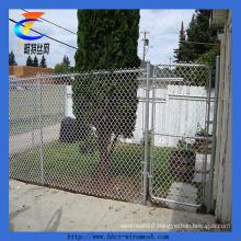 5cmx5cm Galvanized Chain Link Fence
