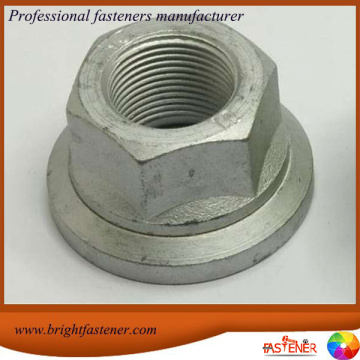 High Quality DIN6923 Hexagon Flange Nuts
