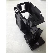 Moldagem por injeção de plástico complexo / molde plástico para máquina de café (lw-03649)