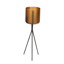 Flower Plant Stand Vase Load Flower Pot N/a Modern for Wedding Max.15kgs Display Flower Used with Flower/green Plant Gold Metal