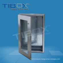 Stainless Steel Box with Glazed Door/Galss Door/IP66