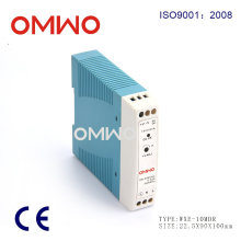 Fonte de Alimentação de Interruptor Magro 24 V 10 W AC DC Adaptador Wxe-10mdr-15